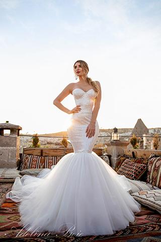 Adelina Boie roschie Bridal